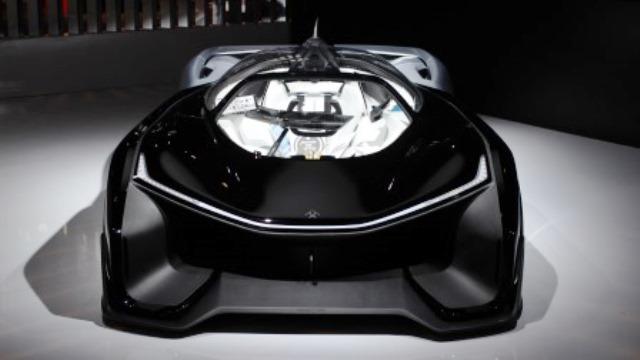 Faraday Future Elektrosportwagen