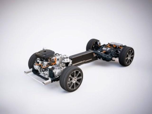volvo-elektrofahrzeug