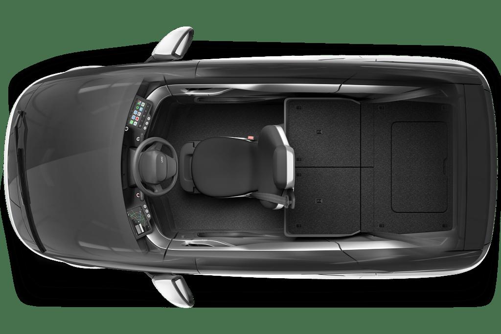 Uniti One - E-Fahrzeug