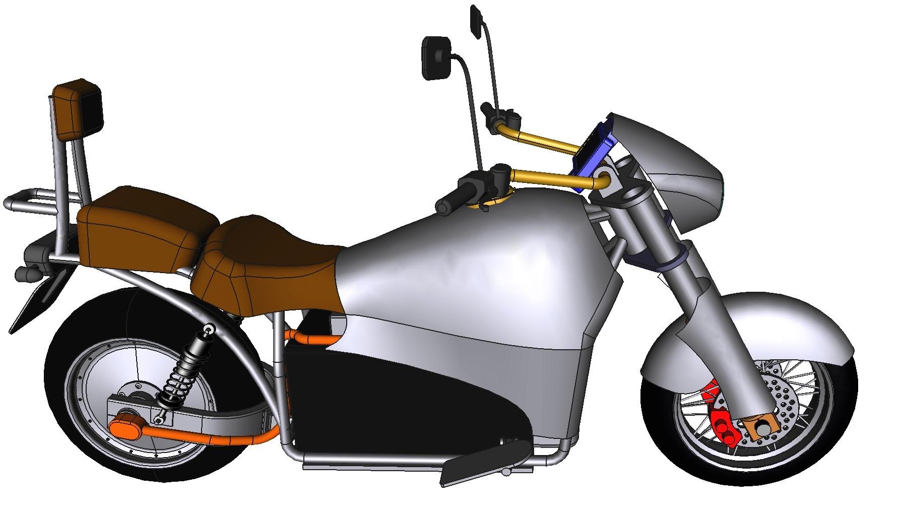 elektromotorräder