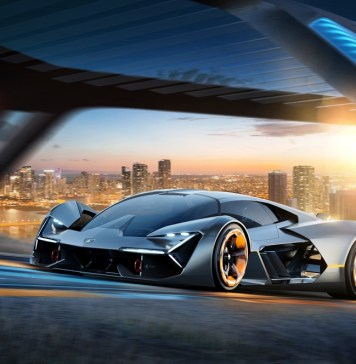 Lamborghini-Superkondensator