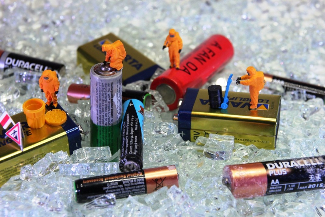 batterie-recycling-northvolt