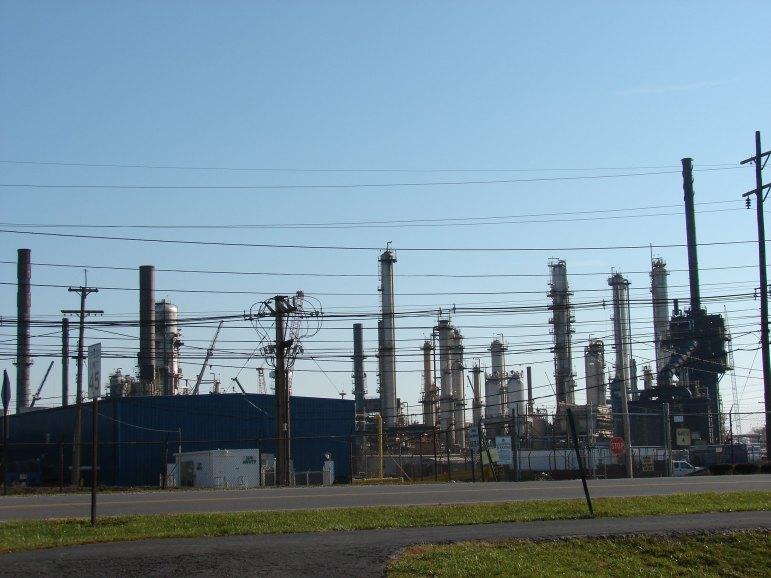 Refinery in Lima, Ohio.