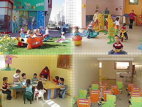 Детский сад в Анталии Отдых и Рейки