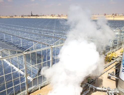 When Solar & Oil Work Together To Tackle Climate Change