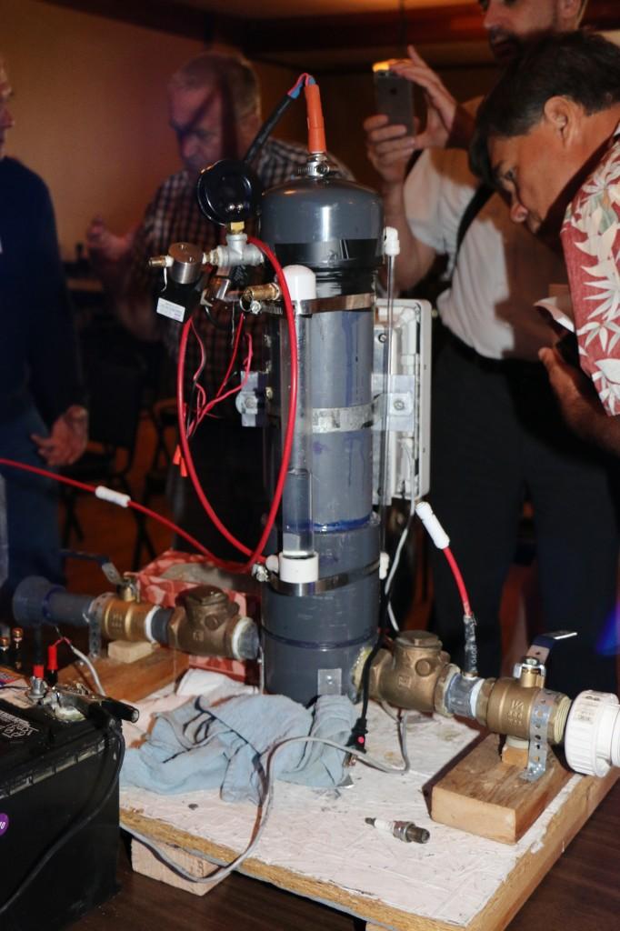 Al Throckmorton's Pump