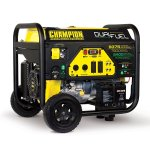 Champion 7500-Watt Dual Fuel Portable Generator