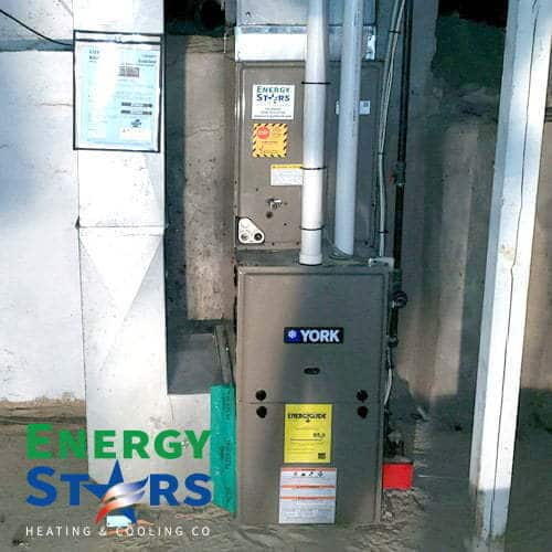 2018 YORK Furnace Installed
