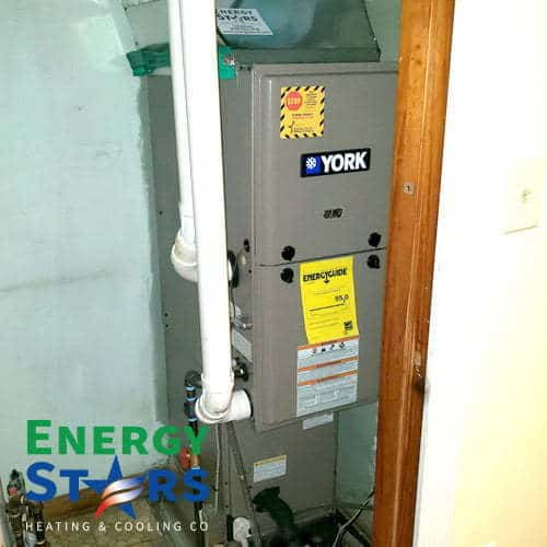 Furnace Install by Energy Stars Heating & Cooling