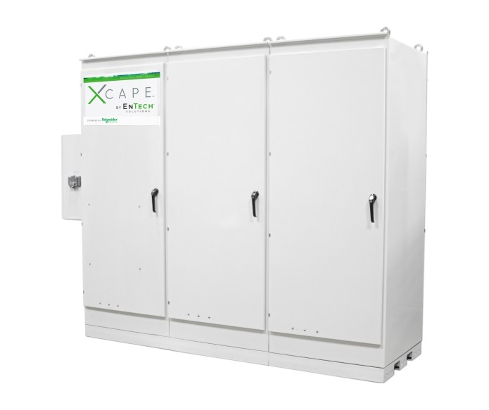 EnTech Solutions Unveils Xcape™ First-Of-Its-Kind Microgrid Technology
