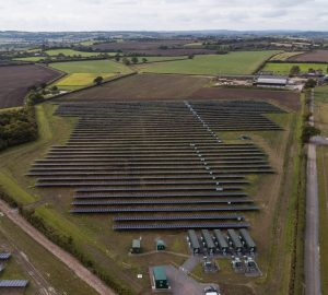 GRIDSERVE acquires subsidy-free solar and battery storage farm Clayhill from Anesco
