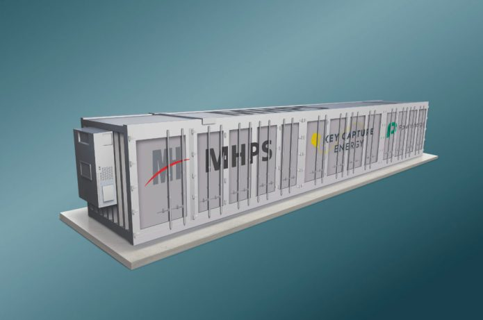 KCE, MHPS and Powin Energy join forces to set up 200 MW of battery energy storage in Texas