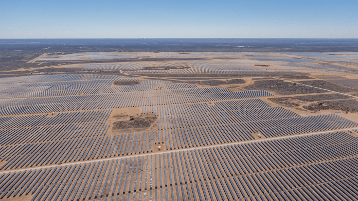 Ørsted Completes First Utility-scale Solar Plus Battery Storage Project