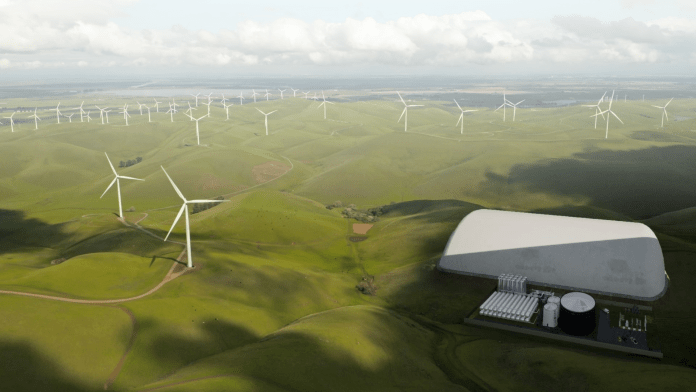 Energy Dome Building A 2.5MW/4MWh First Of A Kind Energy Storage Facility In Italy