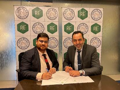 LNJ Bhilwara Group Forays In Energy Storage Solutions Market; Announces JV With Replus Engitech To Set Up 1 GWh Facility In Pune