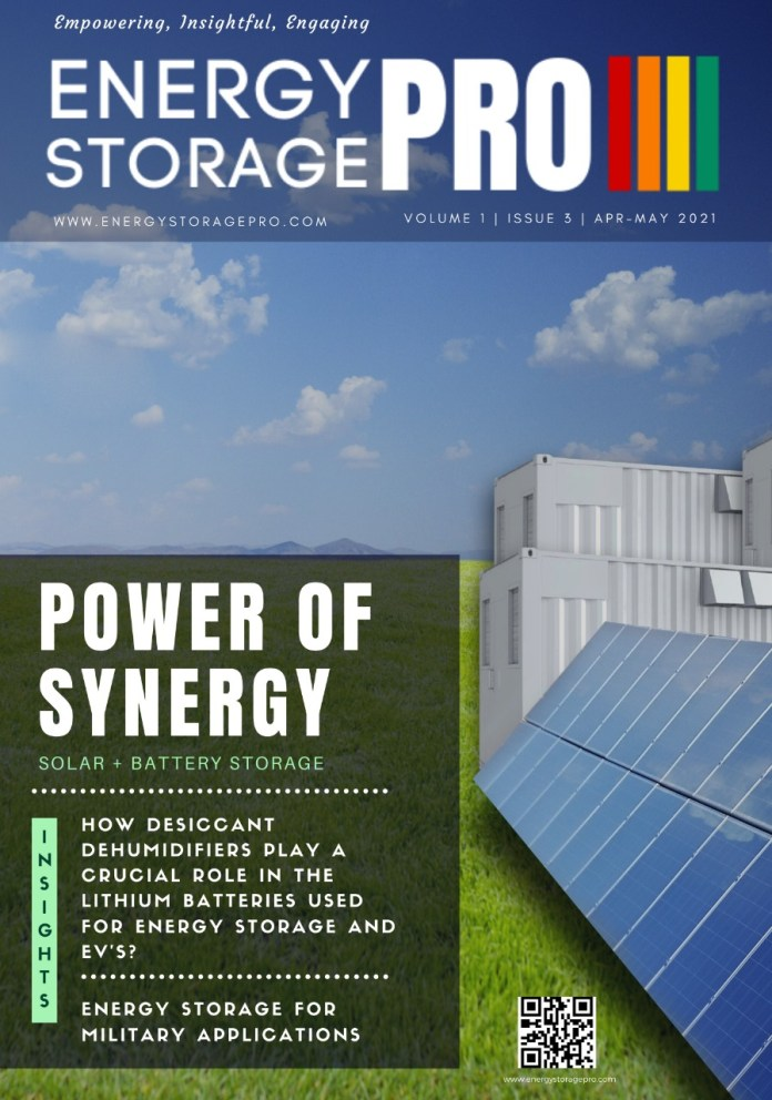 Energy Storage Pro May 2021 Issue