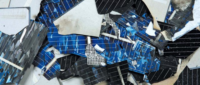 The Once-Mighty Solar Industry in Germany is Straining to Reinvent Itself (Photo by Solarworld)