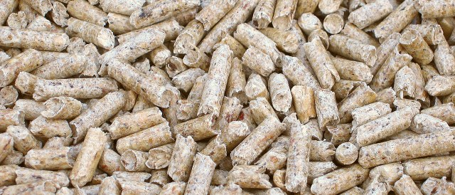 Wood Pellets are a green heating choice - if sourced locally and sustainably.