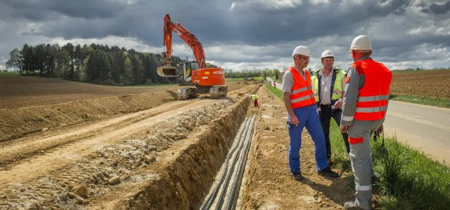Germany's grid continues to be one of the most stable worldwide, thanks, in part, to underground cables. (Photo by Nico Pudimat)