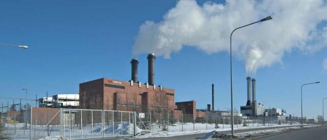 Vuosaari Gas Power Plant