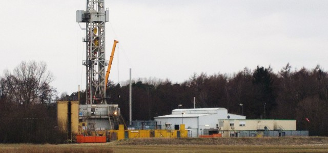Fracking Well in Lower Saxony