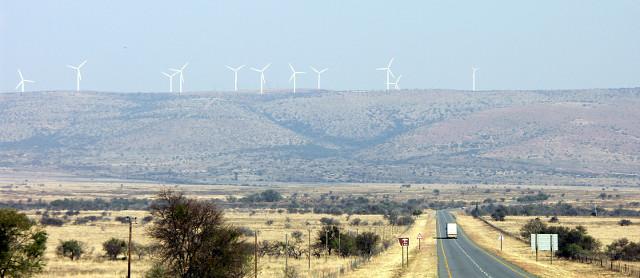 Eastern Cape Wind Farm