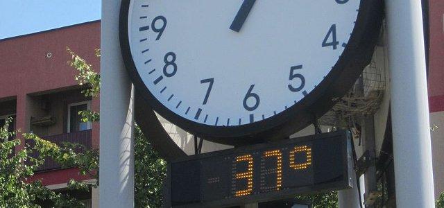 Polish Heat Wave August 2015