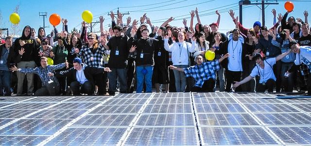 Community-renewables