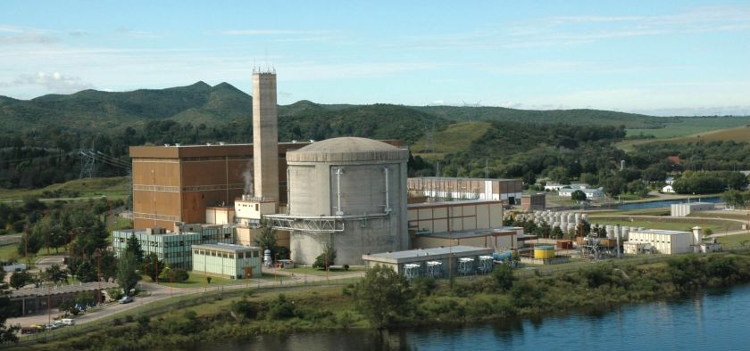 Embalse Nuclear Power Station