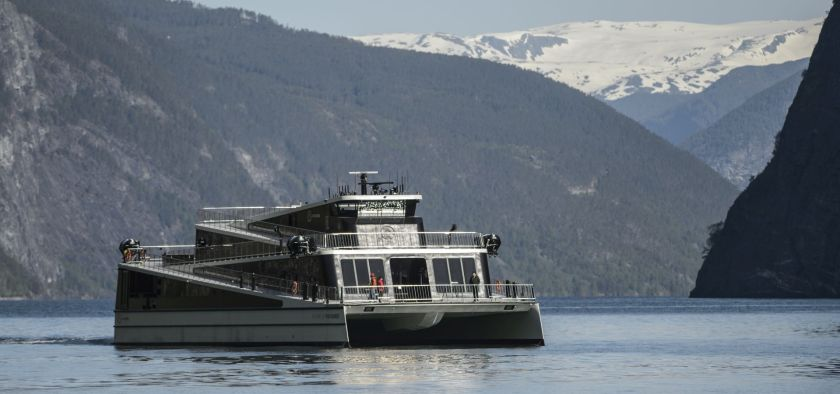 Norway is transforming the world of shipping with the battery-powered passenger ship called Future of the Fjords.