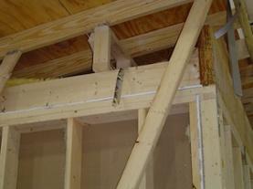 air leakage top plate gap green modular homes