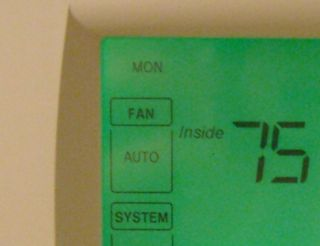 thermostat air conditioner setting comfort humidity hvac fan on auto