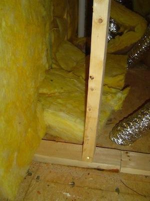 fiberglass batt insulation installation grade heat transfer building envelope 6