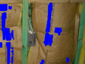 fiberglass batt insulation installation grade heat transfer building envelope electrical junction box 7bb