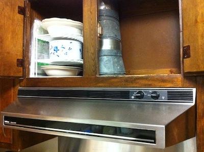 indoor air quality iaq range hood ducted