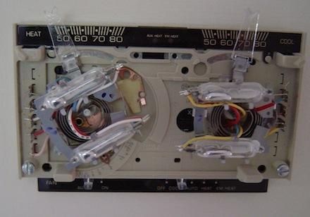 hvac thermostat mercury environment recycle 440