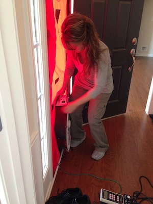 blower door test pascal s principle