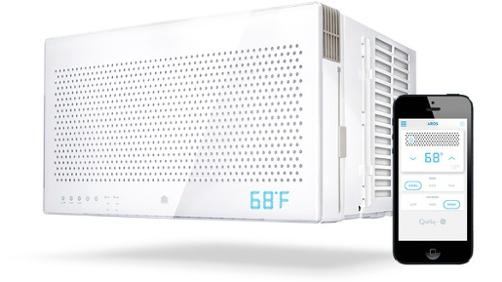 smart air conditioner smartphone app