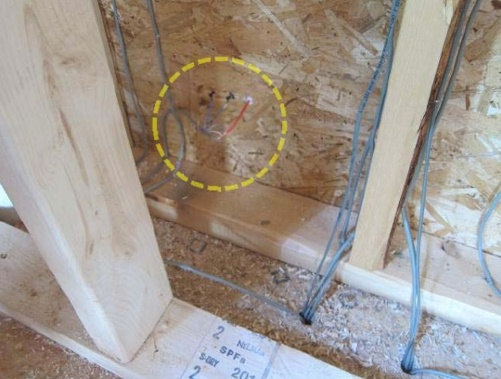 double wall cold sheathing moisture content BSC 2