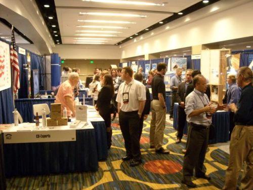ACI conference trade show