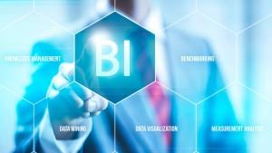 Business intelligence selecting BI