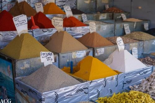 krydderbod i Marrakech