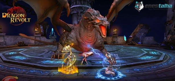 dragon revolt hakkında