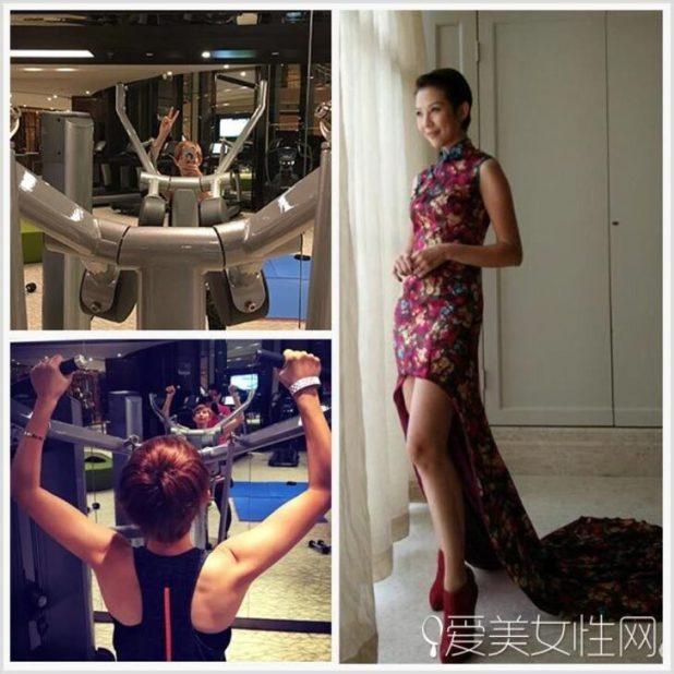 【女神的身材就是這麼練出來的!】40歲了還是水蛇腰身材~COCO李玟永遠50KG的秘密大公開!