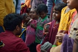 Mahasweta Devi Sabar Tribe Bengal