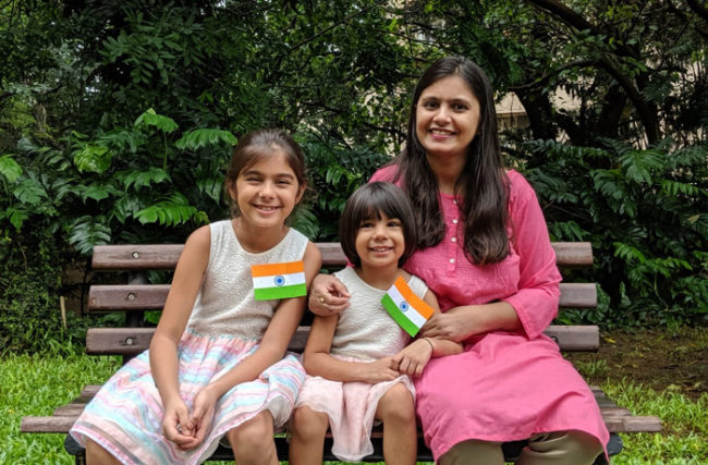 eco-friendly green flag seed tiranga tricolour independence day