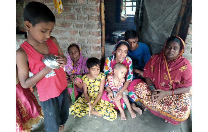 Amit Shah NPR nrc durga puja west bengal poor fear