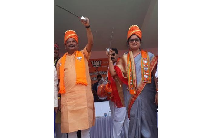 रघुबर दास की कैबिनेट झारखंड बीजेपी भाजपा मंत्री भारतीय जनता पार्टी