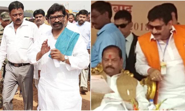 गिरिडीह मंत्री झारखंड विधानसभा चुनाव जेएमएम भाजपा सुदिव्य कुमार सोनू निर्भय शहबाड़ी