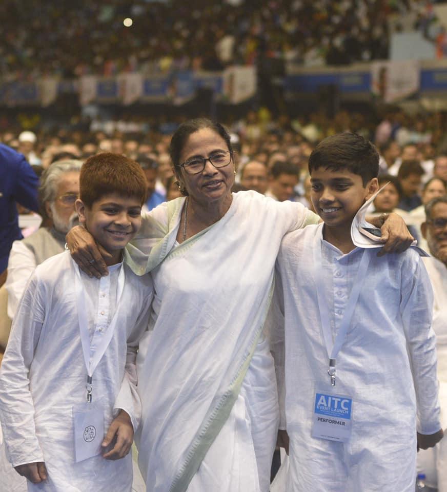 Mamata Banerjee amit shah
